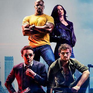 Ep 26: Marvel y Netflix -Daredevil y el resto-