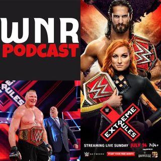 WNR233 WWE EXTREME RULES 2019