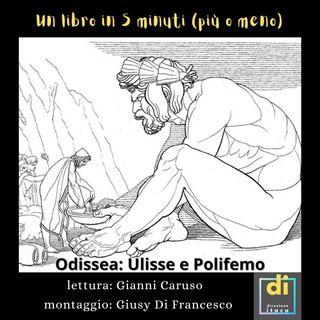 """""""UN LIBRO IN 5 MINUTI (più o meno)""""- Le avventure di Odisseo/Ulisse: il Ciclope Polifemo."""