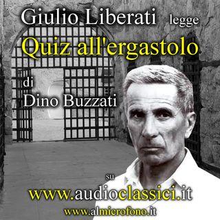 Dino Buzzati - Quiz all'ergastolo
