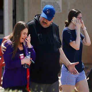 Detienen a un sospechoso de tiroteo en Texas