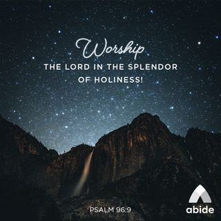 Worship the Lord
