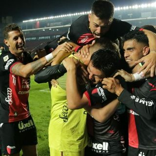 Colón-Talleres: definición de penales (5-3)