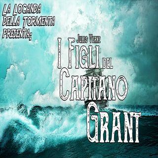 Audiolibro I Figli del Capitano Grant - Jules Verne