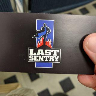 Comicpalooza 2019 - Last Sentry Comics