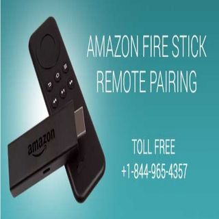 Amazon Fire Stick Remote Pairing