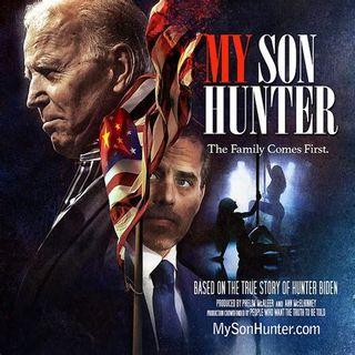 "Ep79 – New Film ""My Son, Hunter"" Will Tell Hunter's Truth! Plus: AZ Senate Audit Results"