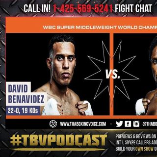 ☎️David Benavidez vs. Roamer Alexis Angulo🔥WBC super middleweight title🔥Live Fight Chat🥊