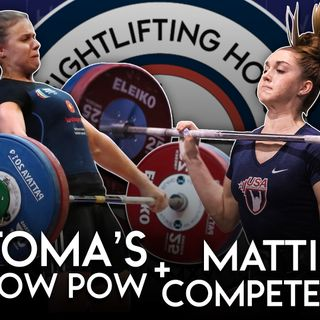 WL News | Mattie PRs, Toma Goes POW, & Chad Wesley Smith Calls In