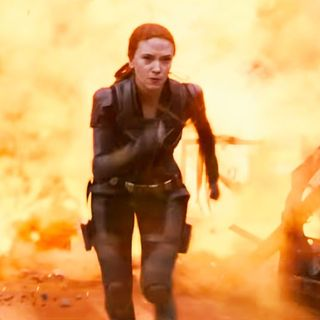"Episode 42 - Marvels ""Black Widow"" Movie Review"