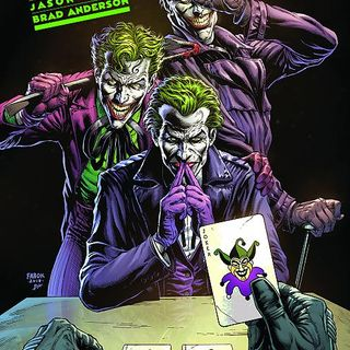 Source Material Live: Batman - Three Jokers