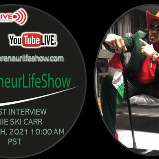 Louie Ski Carr- Soul Train Dancer, Actor The Family Business