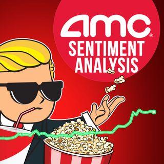 129. AMC Sentiment Analysis | AMC Rewards Retail Investors 🍿📈