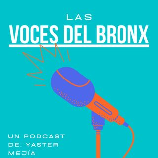 VOCES-- UN PODCAST QUE NARRA LOS TESTIMONIOS DEL BRONX