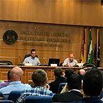 H files 18 - Conferencia Guerra del Golfo tras la invasión de Kuwait (1990-1991) en la UGR por Jose María Sante