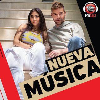 11/06| Ricky Martin & Paloma Mami, Maroon 5, J Balvin, Ava Max y más novedades.