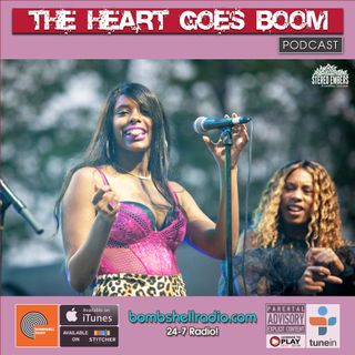 The Heart Goes Boom 110 -THGB 00110