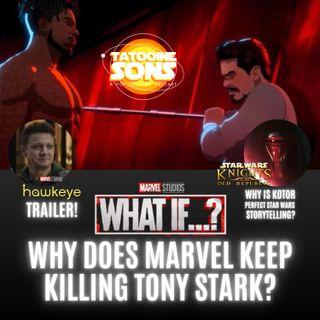 Why Does Marvel Keep Killing Tony Stark?