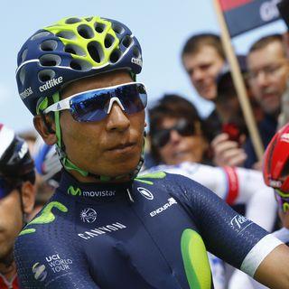 Nairo Quintana, tras la 19ª etapa del Tour de Francia
