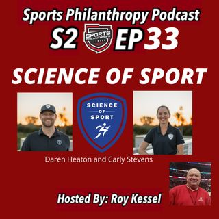 S2-EP33--Science of Sport-Daren Heaton, Carly Stevens