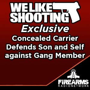 WLS 301a - Exclusive - Concealed Carrier Defends Son and Self against Gang Member