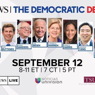 CNN Climate Town Hall Recap; Democratic Debate Preview