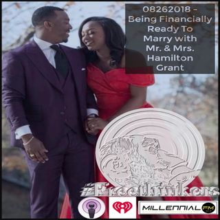 Show 4: #AllWomenAllTheTime / Being Financially Ready to Marry
