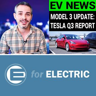 Tesla Model 3 Update | Q3 Report News