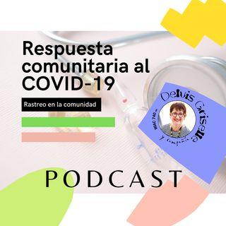 Respuesta comunitaria al repunte de COVID-19