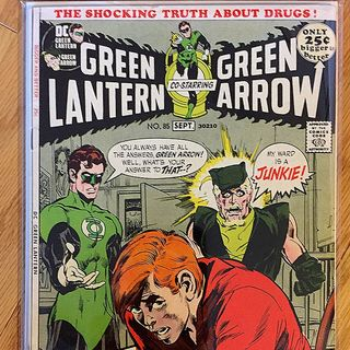 Episode 004 - Green Lantern No. 85, Aug. 1971, DC Comics