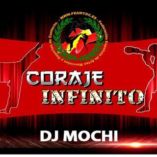 Coraje Infinito 1.01 Entrevista con Daniel Lezama Morales    (Maestro de artes marciales mma entrenador de competidores de UFC y VELLATOR)