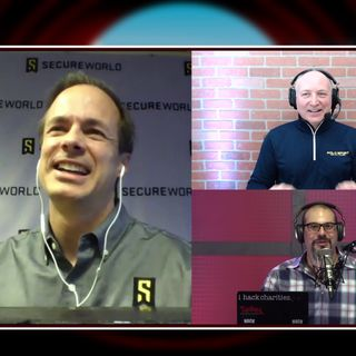 Tea & Crumpets - Business Security Weekly #119