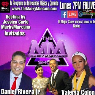 Tonight El Cantante Daniel Rivera| La Atleta Valeria Colon Maldonado
