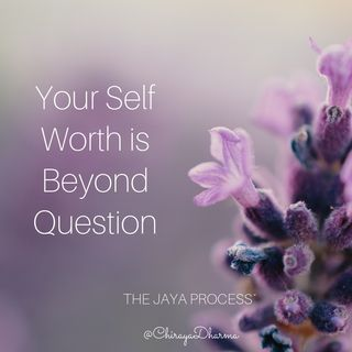 Why Your Self Worth Is Beyond Question