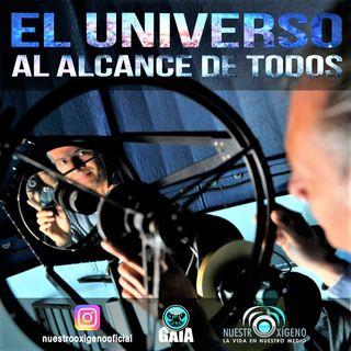 NUESTRO OXÍGENO El universo al alcance de todos - Raul Joya Olarte