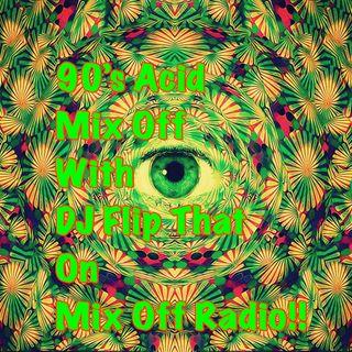 90s Acid Trance Mix Off 4/22/20 (Live DJ Mix)