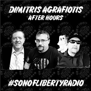 #sonoflibertyradio - Dimitris Agrafiotis(after hours)
