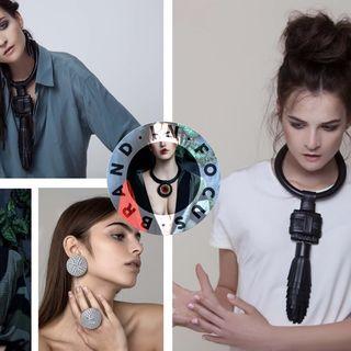 """""""Ciò che per alcuni è scarto, per me è oro"""": Giulia Boccafogli racconta i suoi gioielli contemporanei"""