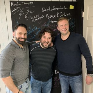 Episode 16 Mark Riccadonna does the Hangover