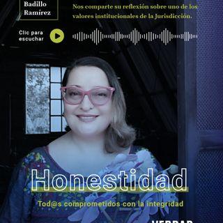 1. HONESTIDAD | Laura Badillo, enlace territorial de la JEP | EPISODIO 1