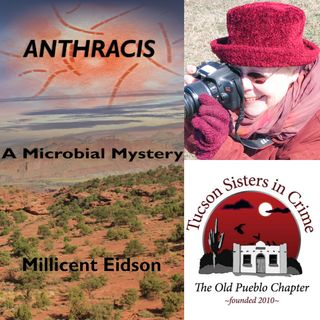 Microbial Mystery Author Dr Millicent Eidson