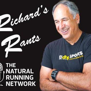 Coach Richard Diaz Rants on Running
