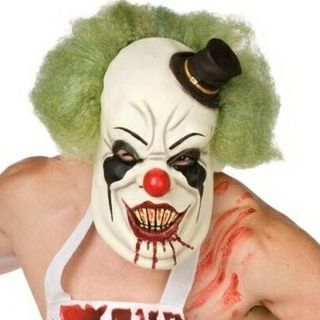 Creepy Clown Craze