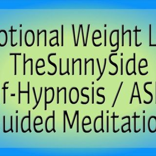 Emotional Weight Loss - Guided Hypnosis Meditation / ASMR - to Lose Weight