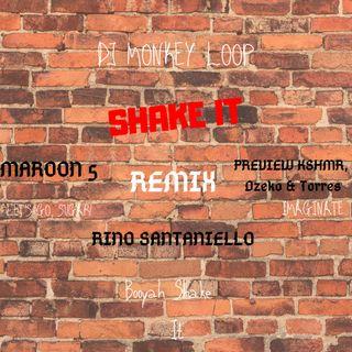 Booyah Shake IT vs, Let's Go, Sugar! & Imaginate -Remix-