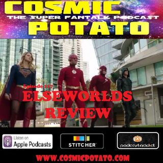 Episode 117: Elseworlds Review