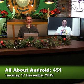 All About Android 451: The Motorola Scrolla