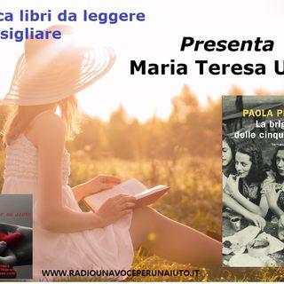 RUBRICA speciale libri: La brigata delle cinque sorelle di PAOLA PERETTI