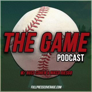 "New Podcast! ""The Game Talks About Francisco Lindor, DJ LeMahieu, George Springer and More"