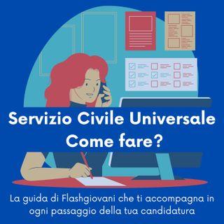 Servizio Civile Universale: come fare?